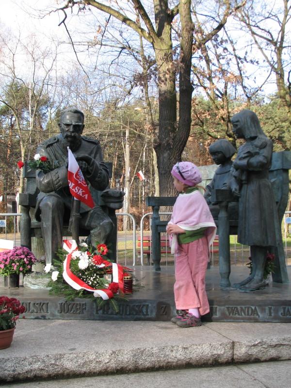 pomnik marszałka