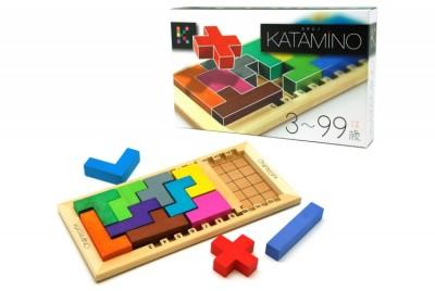 Katamino - łąmigłówka logiczna