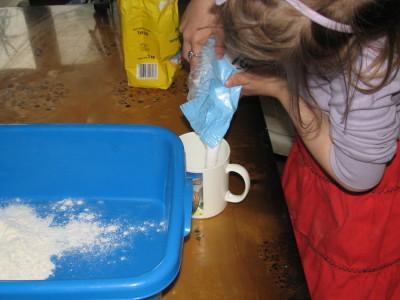 odmierzanie soli
