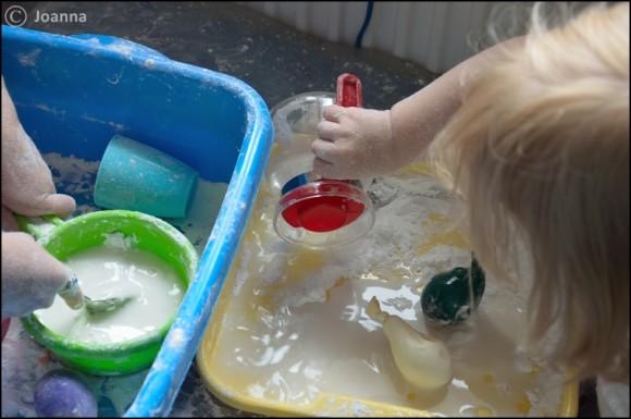 dolewanie wody