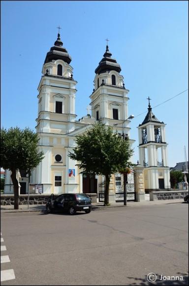 Kościół w Mławie