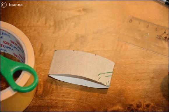 rolka po papierze toaletowym