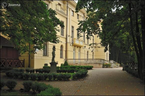 pałac dernałowiczów - Mińsk Mazowiecki