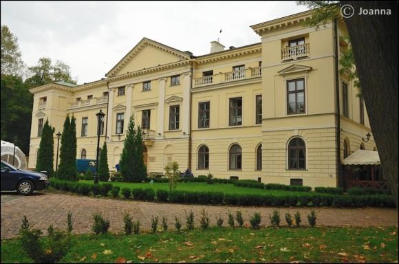 pałac dernałowiczów - Mińska Mazowiecki
