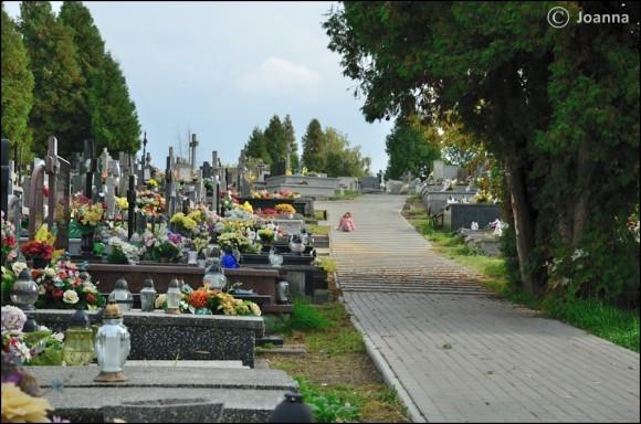 cmentarz Mińsk Mazowiecki