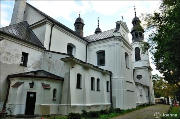 kościół Mińsk Mazowiecki