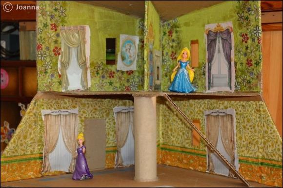 księżniczki we wnętrzu