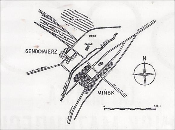 Mińsk Mazowiecki i Sendomierz