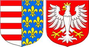 Podwójny herb Polski Jadwigi