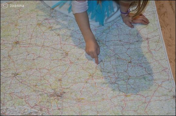 Mapa samochodowa