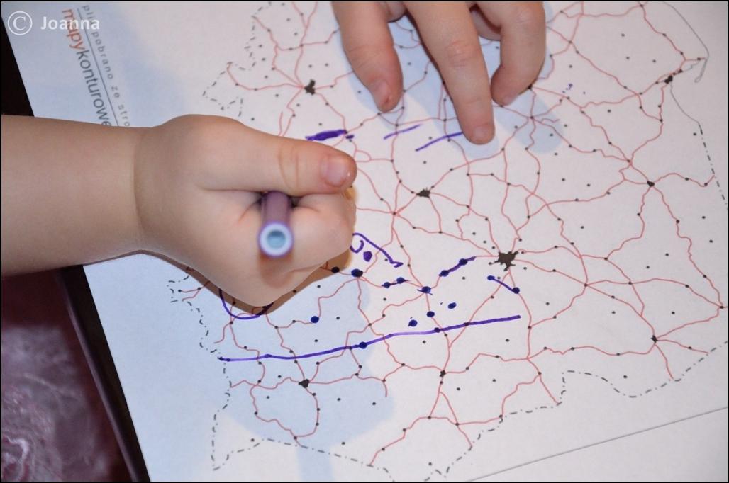 mapa drogowa