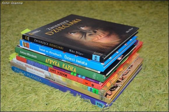 książki o Afryce