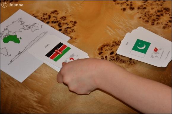 flagi państw afrykańskich