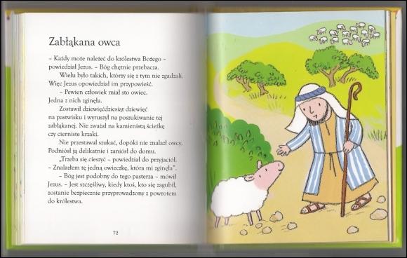 Biblia - zbłąkana owca