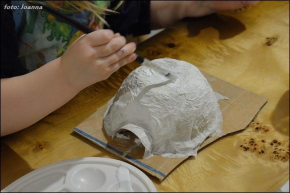 papierowe igloo