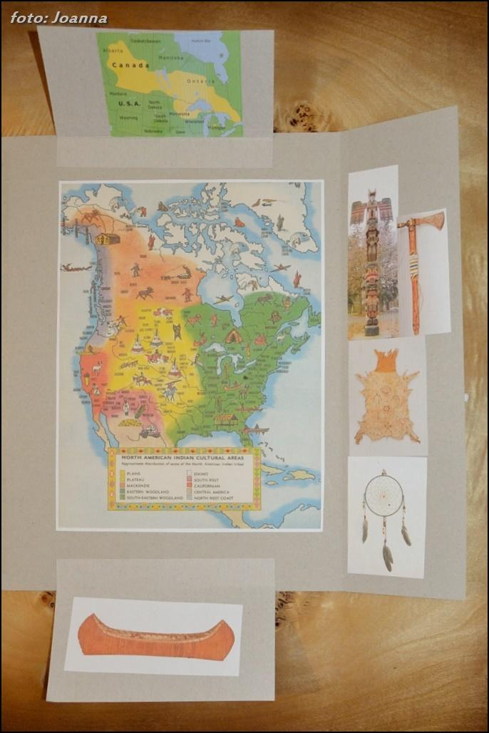 mapa rozmieszczenia plemion