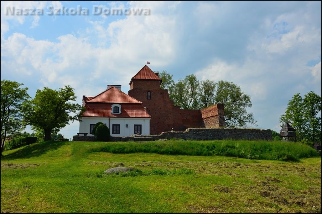 Liw - zamek