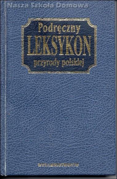 Podręczny Leksykon Przyrody Polskiej