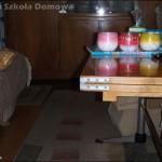 świeczki z odbiciem