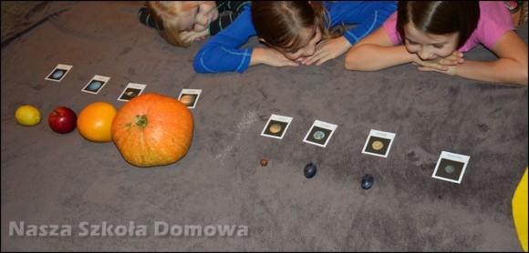 Owocowy układ słoneczny