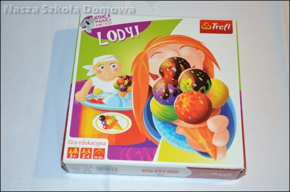 Lody - Trefl