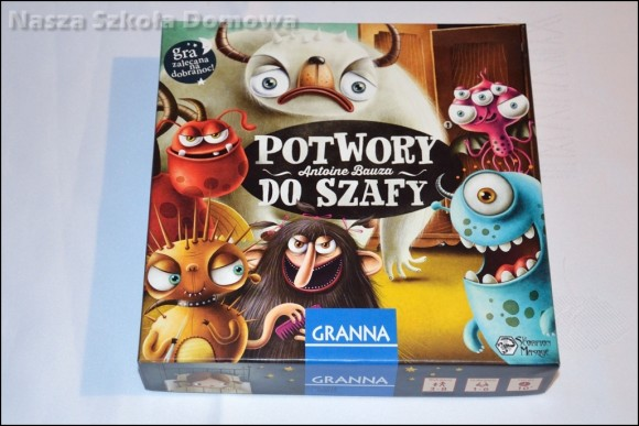 Potwory do szafy - Granna