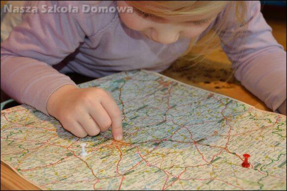 Analiza mapy drogowej