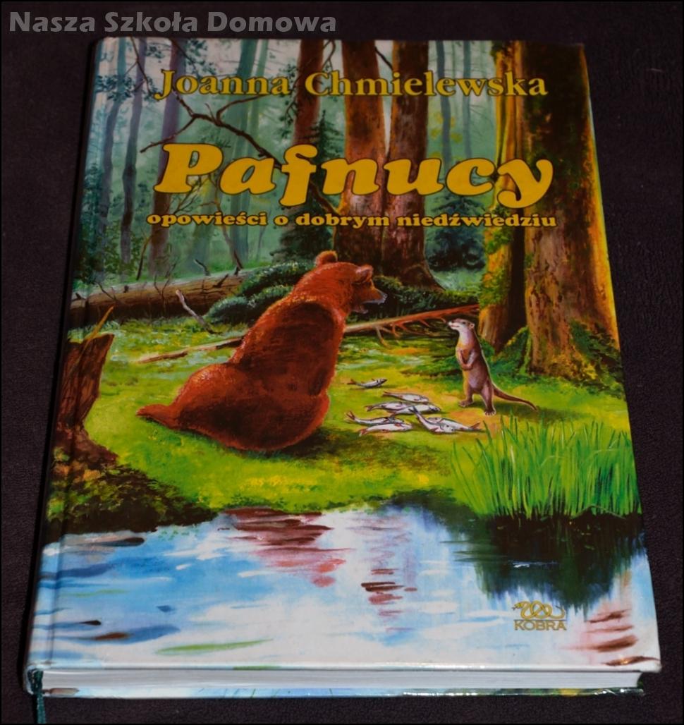Pafnucy. Opowieści o dobrym niedźwiedziu - Joanna Chmielewska