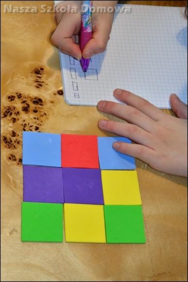 kwadraty i prostokąty