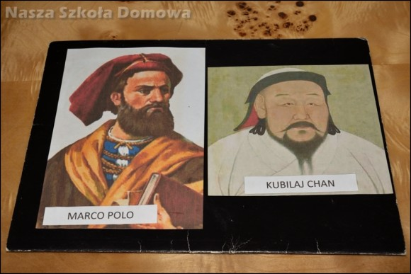 Marco Polo -lapbook