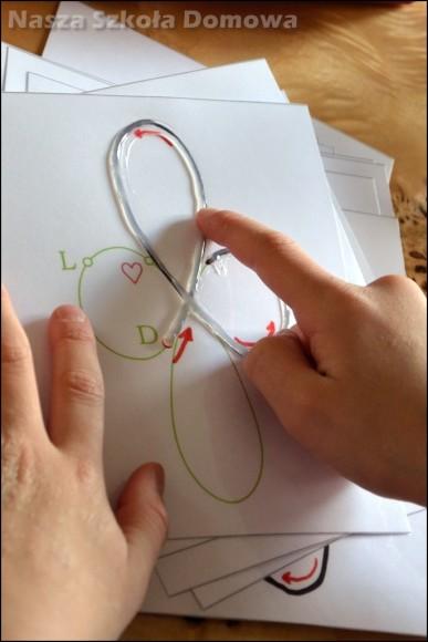 nauka pisania metodą płynnego ruchu