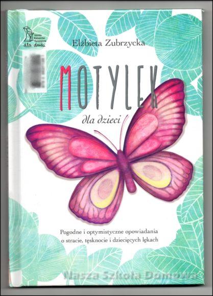 Motylek - książka