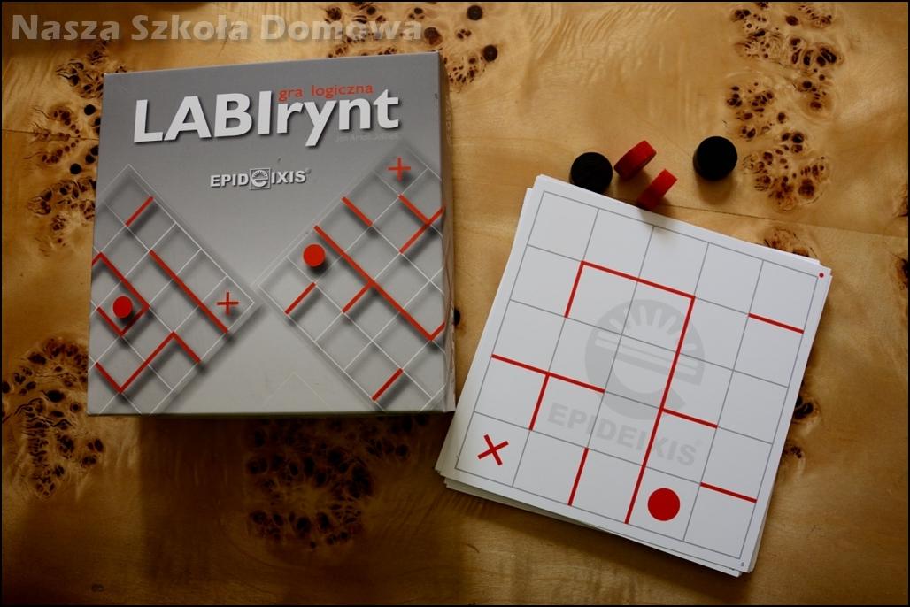 LABIrynt - gra logiczna