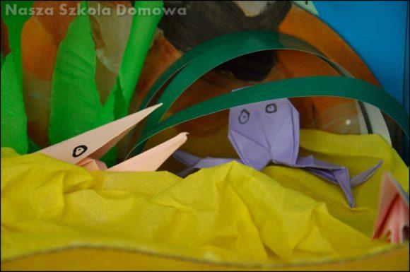krab origami