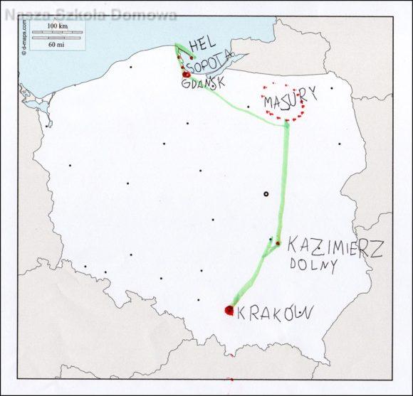 Polska - Podróż za jeden uśmiech