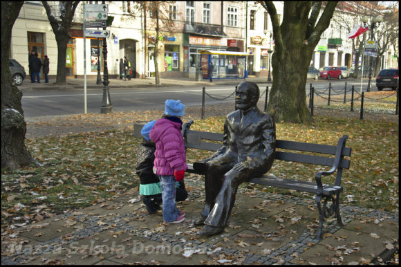 Pomnik Stefana Żeromskiego