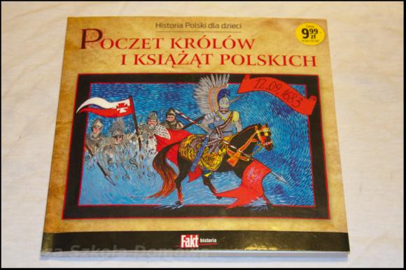 Poczet królów o książąt polskich