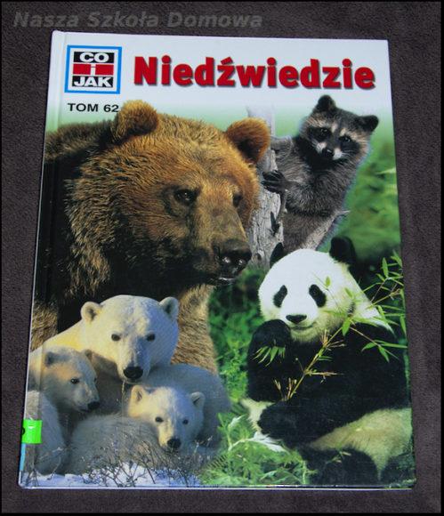 Niedźwiedzie - okładka