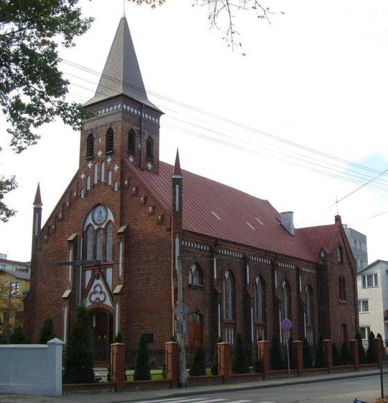 Mińsk Mazowiecki kościół Mariawitów