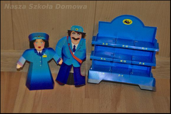 Pracownicy poczty