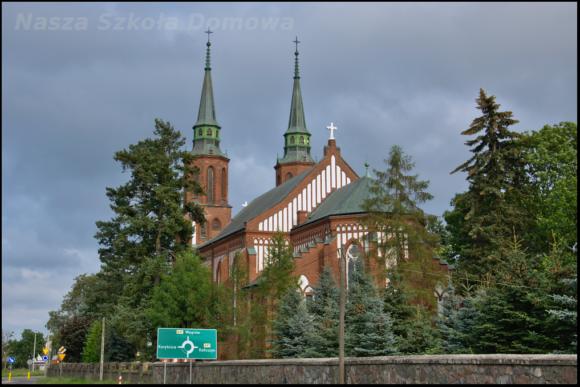 kościół w Liwie