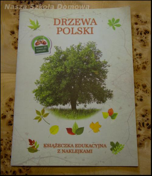 Drzewa Polski - okładka