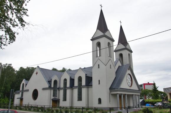 kościół współczesny