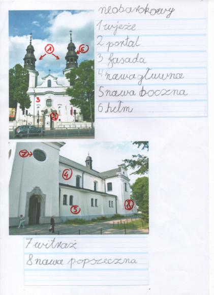 kościół neobarokowy