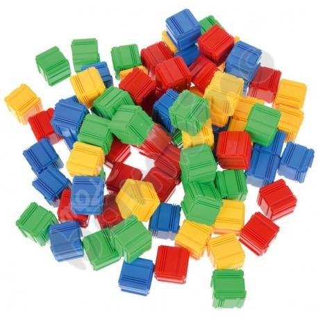 sześciany konstrukcyjne - Bambino