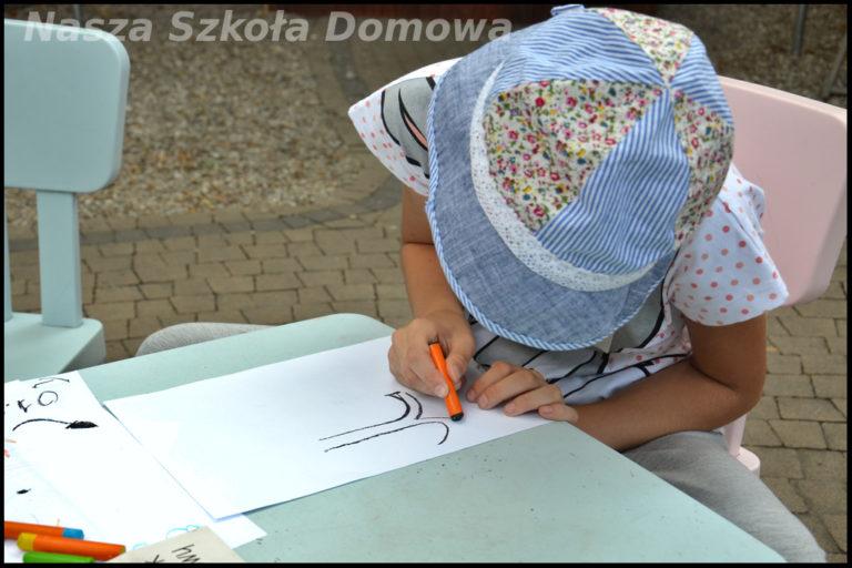 Rysowanie kotwicy