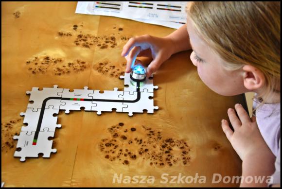 ozobot - puzzle