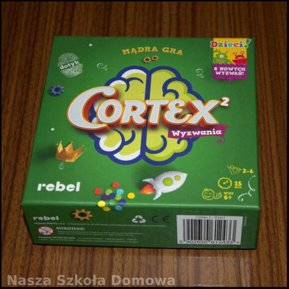 Cortex - pudełko