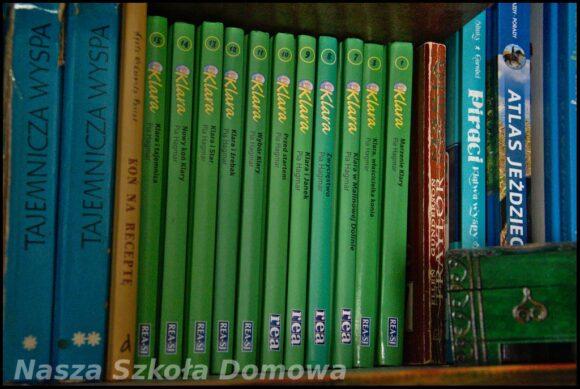 Klara - książki