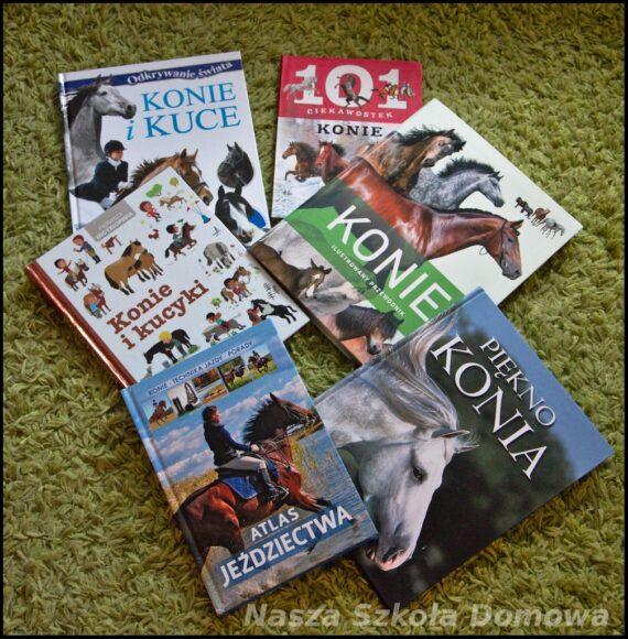 Książki o koniach